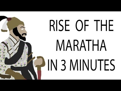 Rise of the Maratha | 3 Minute History