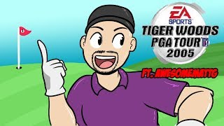 "Let's Play: ""Tiger Woods PGA Tour 2005"" - (001)"