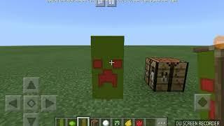 Como fazer bandeira do creeper e do Brasil (Minecraft)
