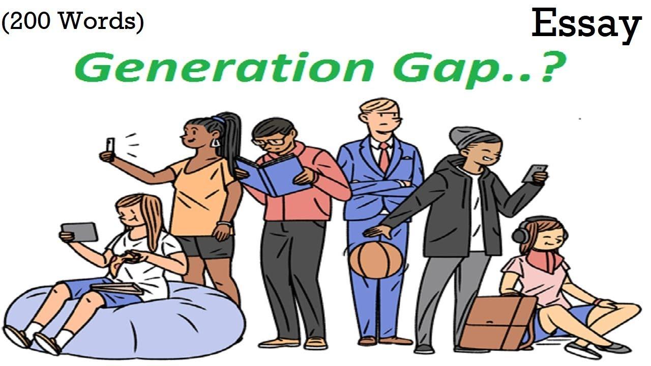 Generation gap essay