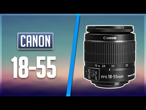 How to repair Canon lens 18-55mm  EF-S  f/3.5-5.6 IS  - AF flex exchange