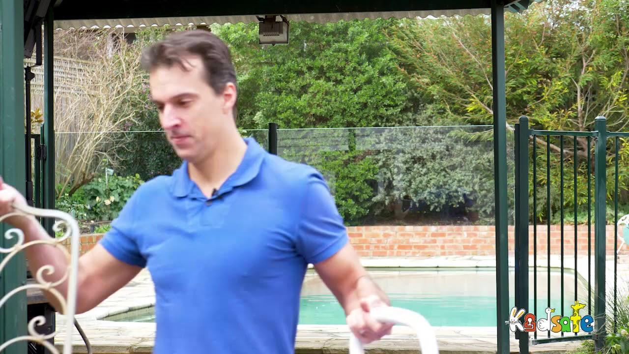 backyard pool safety check youtube