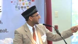 Huzoor's Mulaqat with Canadian Khuddam Students (Urdu)