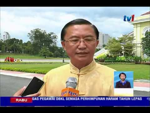 SULTAN JOHOR BIDAS  PANDANGAN TOLAKAN KONSEP BANGSA JOHOR  [21 SEPT 2016]