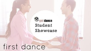 WEDDING WEDNESDAYS: Sriya and Tom I First Dance Choreography