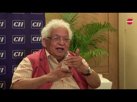 Lord Meghnad Desai Speaks On Improving India's Education System