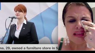 340.Q&A Vision: Maria Butina's Arrest  [NO!!! NO!!! NO!!! NOT HER!!!! ]