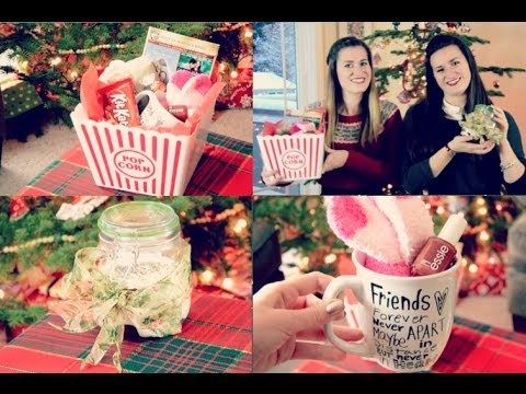 Last Minute DIY Christmas Gift Ideas!
