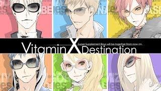 PS Vita『VitaminX Destination』OPムービー【乙女ゲーム】