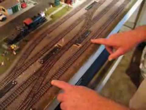 Model Railroad Toy Train Track Plans-Super Suggestions For Getting The Utmost From Your 4×8 HO 3 Track layout Update 5