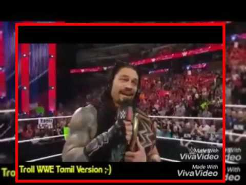 Wwe tamil remix comedy video download.