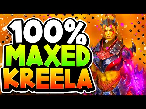 I MAXED KREELA WITCH-ARM! GUIDE / BUILD / REVIEW