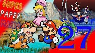 Lolo el Coctelero de Villacara 【Super Paper Mario】 Ep.27