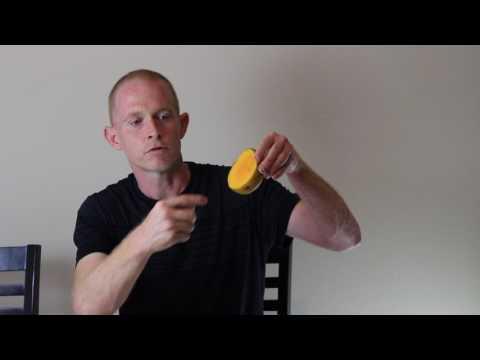 Cutting a mango (how to cut a mango)