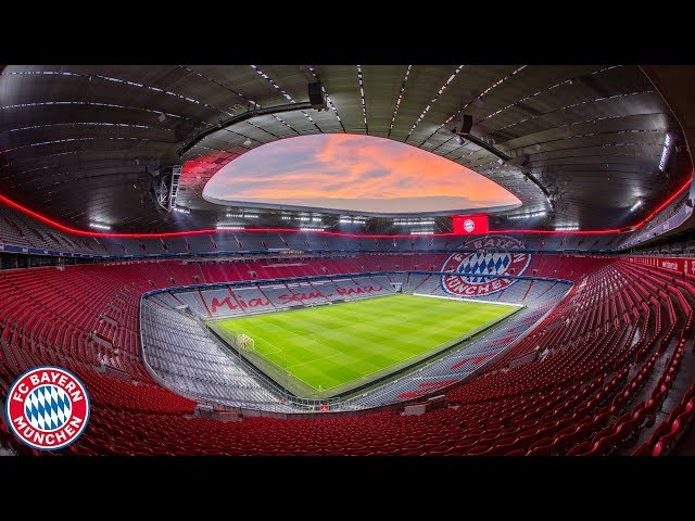 Goosebumps and Emotions - The Home of FC Bayern