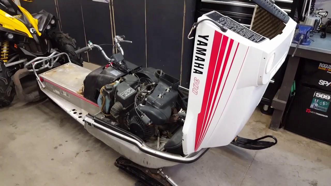 Yamaha Enticer Carb