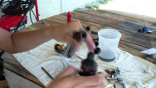 Cleaning a Flintlock