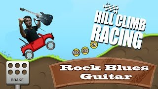 Download Hill Climb Racing game - Rock blues guitar by Junior Ribeiro MP3 song and Music Video