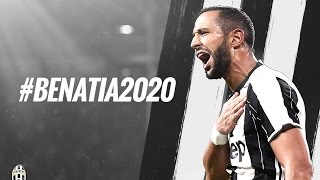 Benatia signs until 2020!