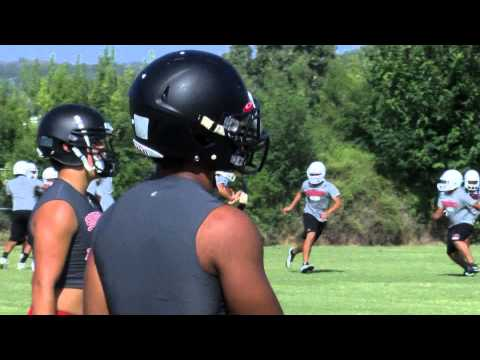 2014 Two-A-Days - Sonora Broncos