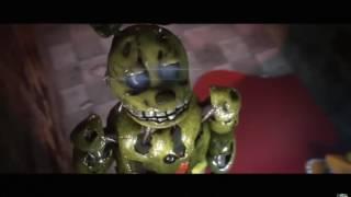 Фнаф 3 клип песня спрингтрап