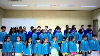 I Have Found A Friend in Jesus/The Lily of the Valley- Nazarite English Choir: ELE & EUE (8-10-14)