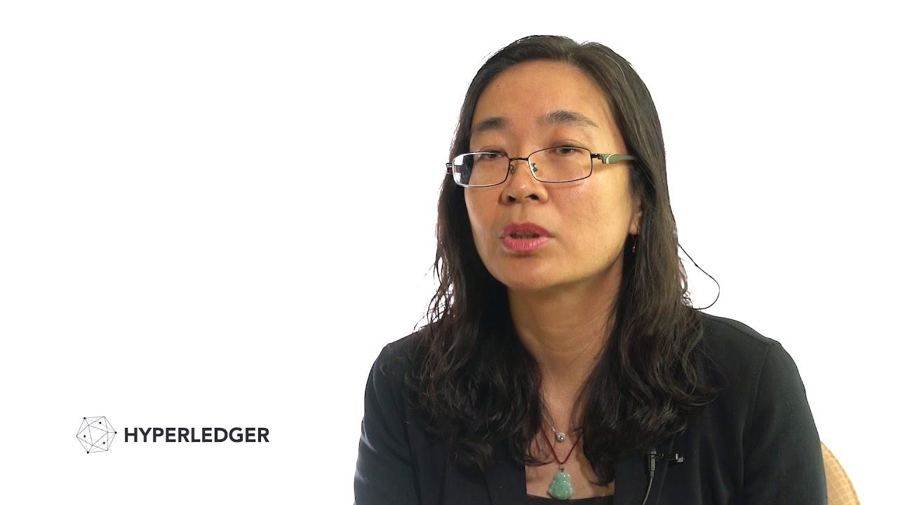 Qiuling Pan of Huawei on Hyperledger