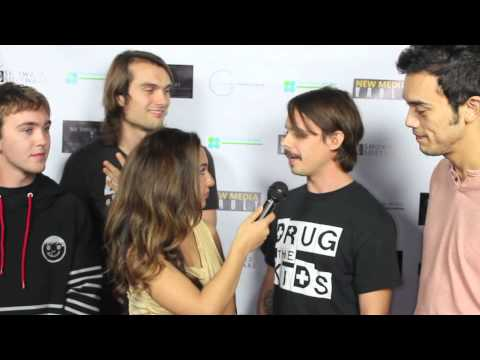 Drug The Kids Band Interview By All Things Hollywood