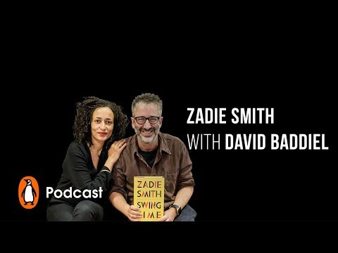 Zadie Smith with David Baddiel   Penguin Podcast