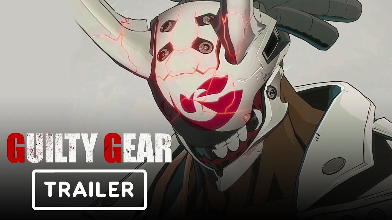 Guilty Gear 2020 Teaser Trailer
