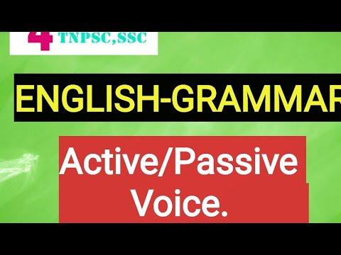 Grammar Voice - With Tricks   Tamil/English 