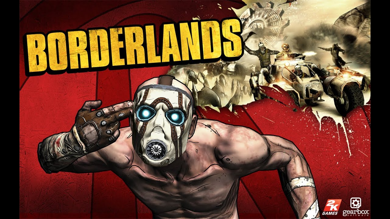 Borderlands game movie 1080p hd youtube voltagebd Image collections