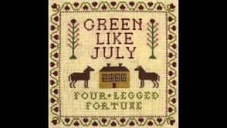 Green Like July - Jackson