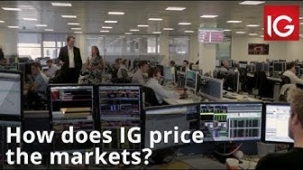 How does IG price the markets? | Inside IG