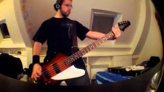 System Of A Down - Prison Song / Needles Bass Cover