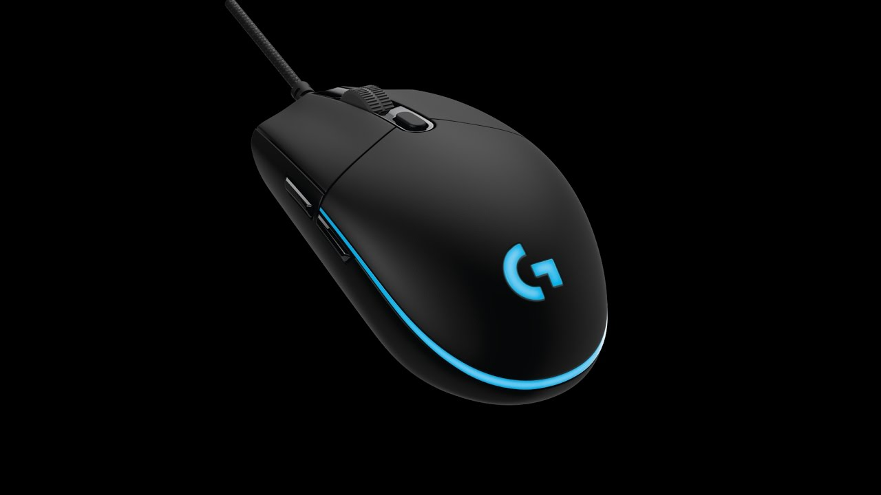Get to know the Logitech G Pro Gaming Mouse [US]
