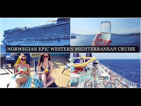 NCL NORWEGIAN EPIC MEDITERRANEAN CRUISE REVIEW 2016