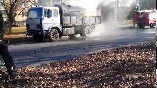 Утечка кислоты Днепропетровск часть 2