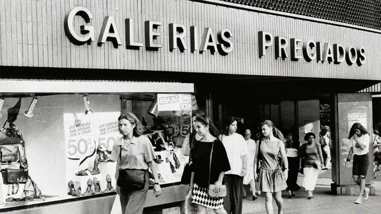 Image result for Galerías Preciados