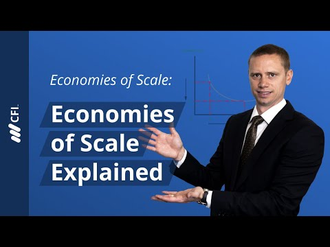 Economies of Scale (EoS)