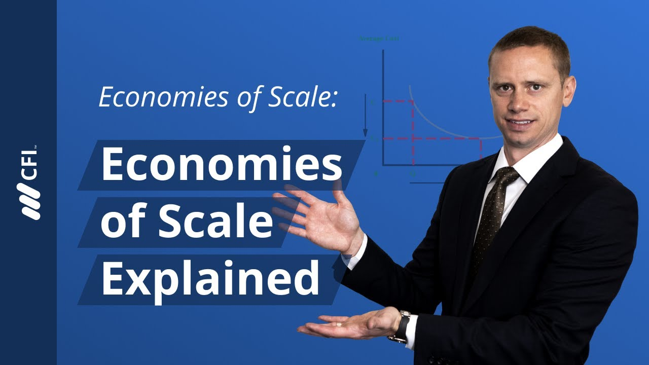 Economies of Scale - Definition, Types, Effects of Economies