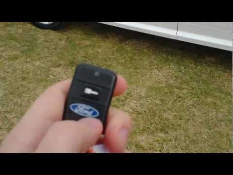 HOW TO USE YOUR REMOTE START ON YOUR FORD
