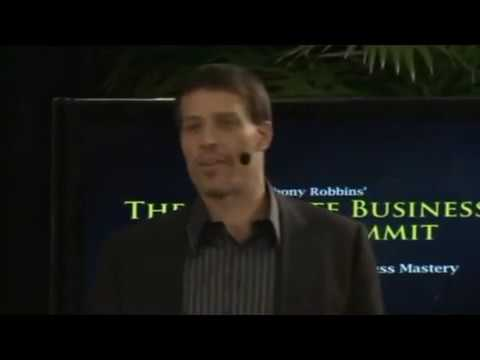 Essential Tips and Advice for Successful Business Development (Tony Robbins Seminar)