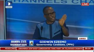 Anambra Governorship Debate Pt 6