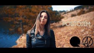 Ivan Novitović & Vanja Dukić - Ne Postojim (Official Lyrics Video) (Full HD)