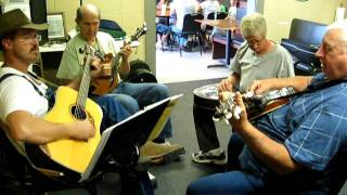"Holly Pond Cafe Bluegrass - ""Are You Missing Me"""