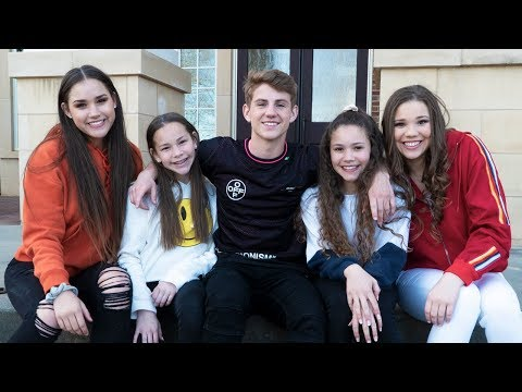 MattyBRaps & Haschak Sisters BIG ANNOUNCEMENT!!