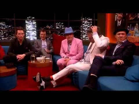 Madness Interview on The Jonathan Ross Show