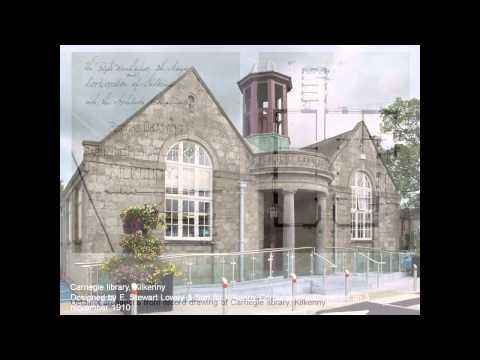 The Carnegie Libraries of Ireland by Brendan Grimes