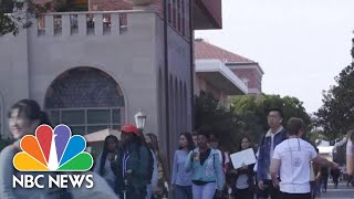 DOE Investigating Title IX Complaints Who Say It Discriminates In Support Of Women | NBC News